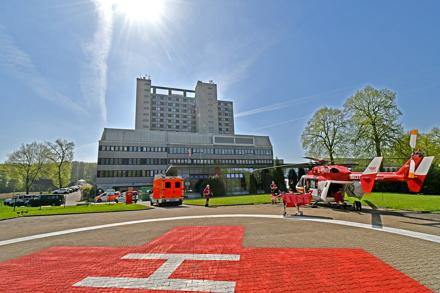 Universitätsklinkum Knappschaftskrankenhaus Bochum